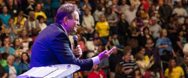 Reinhard Bonnke Good News Orlando Report by Larry Sparks