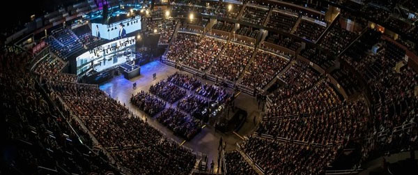 Reinhard Bonnke Good News Orlando Event Recap by Larry Sparks