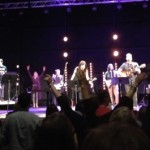 Experiencing God's Presence at Bethel Church by Larry Sparks