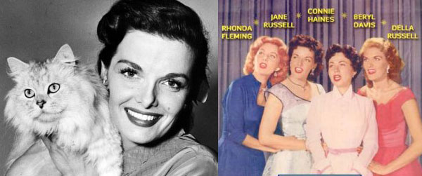 Jane Russell Pioneer for Christians in Hollywood