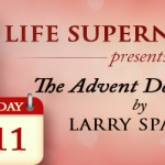 Day 11 Advent Calendar - Jesus, the Tabernacle of Glory by Larry Sparks