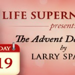 Jesus, Our Model of Kingdom Advancement by Larry Sparks Day 19 Advent Devotional