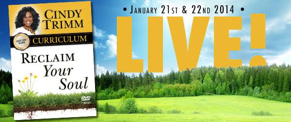 Dr Cindy Trimm Reclaim Your Soul Live Event