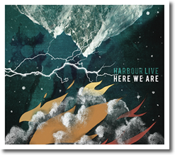 Harbour Live Here We Are Worship Album Review by Larry Sparks