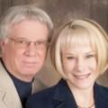 Dennis and Dr Jen Clark